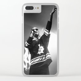 Future Clear iPhone Case