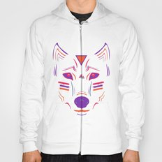 Eighties Wolf Hoody