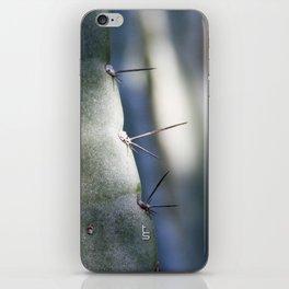 Needles I iPhone Skin