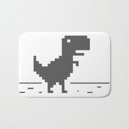 Google Dinosaur Bath Mat