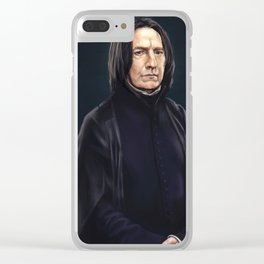 Snape Clear iPhone Case