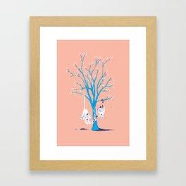ABC print #1 Framed Art Print