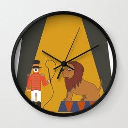 tamer eye Wall Clock