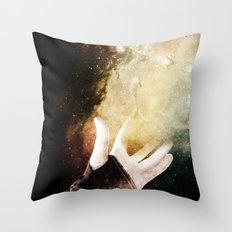 On your dreams, Throw Pillow