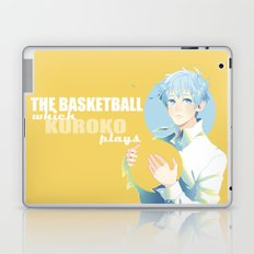 The Basketball Which Kuroko Plays Laptop & iPad Skin