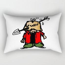 Pene Piola Rectangular Pillow