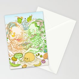 I Pine For You Stationery Cards