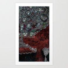 castletree Art Print