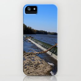 Providence Dam IV iPhone Case