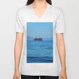 SEA Unisex V-Neck