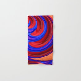 Beautiful Abstract Art by Raphael Terra Hand & Bath Towel