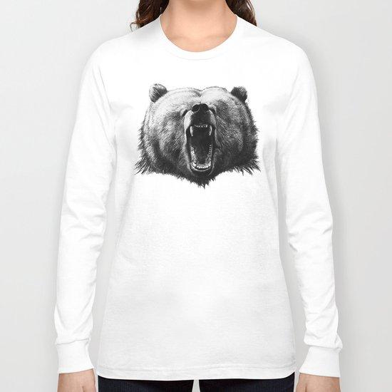 Bear HOBO Long Sleeve T-shirt