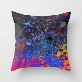 The BurnZ Throw Pillow