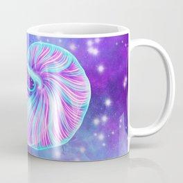 The Celestial Chambered Nautilus Coffee Mug