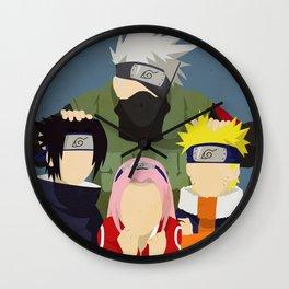 Team 7 Minimalist  Wall Clock