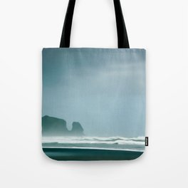 New Zealand, Bethells Beach Tote Bag