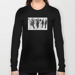 the cold war Long Sleeve T-shirt