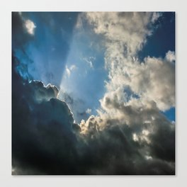 Let Your Name Be Sanctified Canvas Print