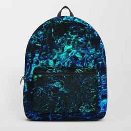Deep Blue Backpack