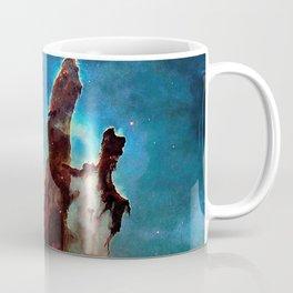 Eagle Nebula's Pillars Coffee Mug