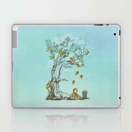 I Hear Music in Everything Laptop & iPad Skin