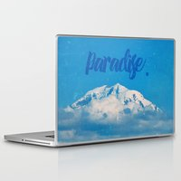 paradise Laptop & iPad Skins featuring Paradise by RDelean