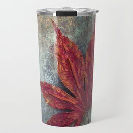 Maple leaf Travel Mug