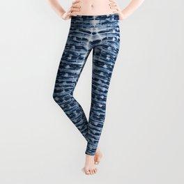 X-Ray Shibori Stripes Leggings