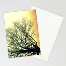 Foggy Morning 3 Stationery Cards