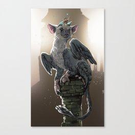 Last Of His Kind Canvas Print