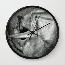 FOETUS Wall Clock