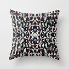 creative art Throw Pillow
