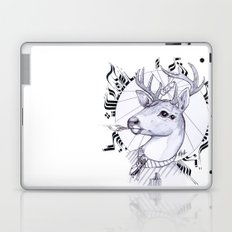 Deer in Dress Code  Laptop & iPad Skin