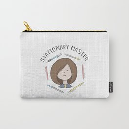 Stationary Master Carry-All Pouch