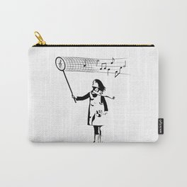 Music Catcher Carry-All Pouch