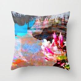 Garden 1 Throw Pillow
