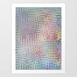Abstract 137 Art Print