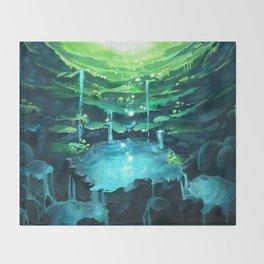 Underground Throw Blanket