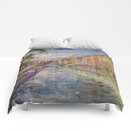 Painting Oil Realism Canvas Art Impressionism Landscape Painting Modern Office Decor Art Collection Comforters