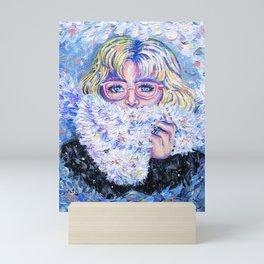 Scarf Mini Art Print