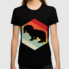 Dachshund Puppy graphic For Dog Lovers Cute Dog T-shirt