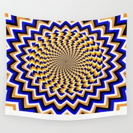Psyco effect Wall Tapestry