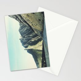 Mountain and Highway Stationery Cards