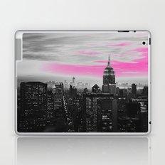 PINK New York Laptop & iPad Skin
