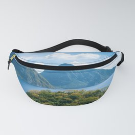 The Pitons, St. Lucia Fanny Pack