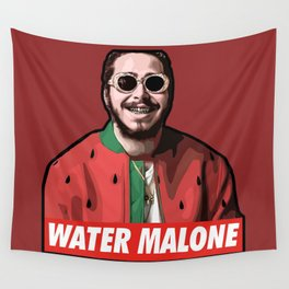 water malone Wall Tapestry