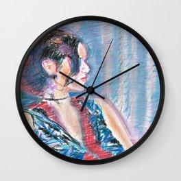 Chouchou 7 Wall Clock