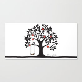 Tree of Life Collection Canvas Print