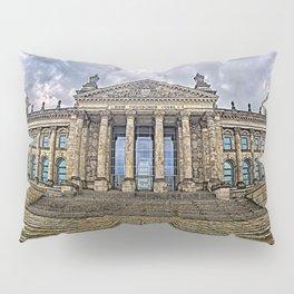 Reichstag Building, Berlin Pillow Sham