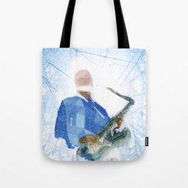 Live Music Poster Tote Bag